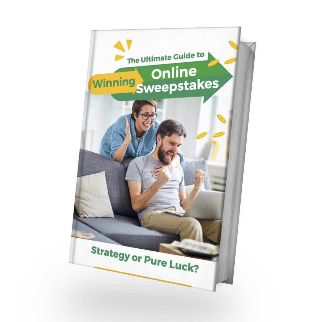 The Ultimate Guide To Winning Online Sweepstakes